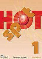 Hot Spot 1 Activity Book (рабочая тетрадь/зошит)