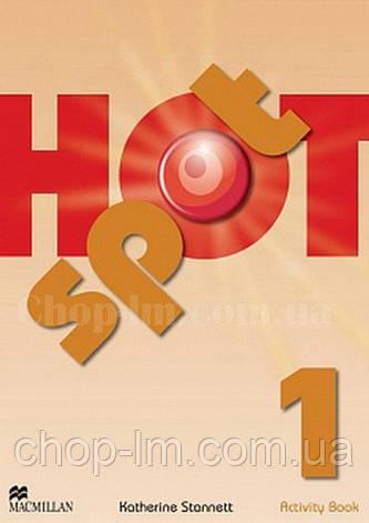 Hot Spot 1 Activity Book (рабочая тетрадь/зошит), фото 2