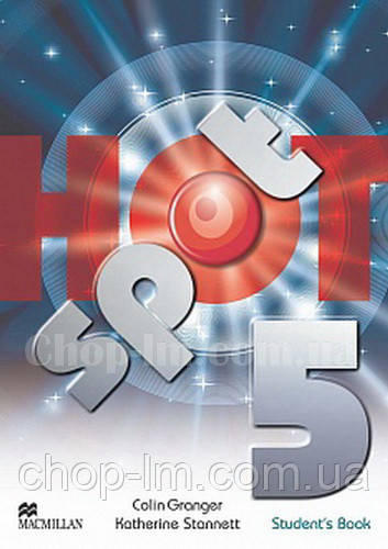 Hot Spot 5 Student's Book  (учебник по английскому языку для школьников)