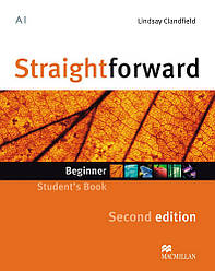 Straightforward Second Edition Beginner Student's Book (учебник, 2-е издание)