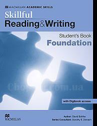 Skillful Reading and Writing Student's Book + Digibook foundation (Учебник + цифровая версия, A1)