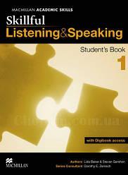 Skillful Listening and Speaking Level 1 Student's Book + Digibook (Учебник + цифровая версия, A2)