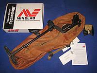 Металлоискатель металлодетектор Minelab E-Trac