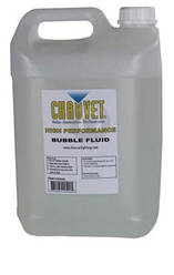 Жидкость для bubble машин, 5л  CHAUVET BJ5 BUBBLE FLUID 5L