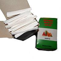 Зубочистки San Xing в индивидуальной упаковке, 1000 шт.