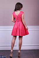 Платье S-6377 (42, 44) — купить Платья оптом и в розницу в одессе 7км