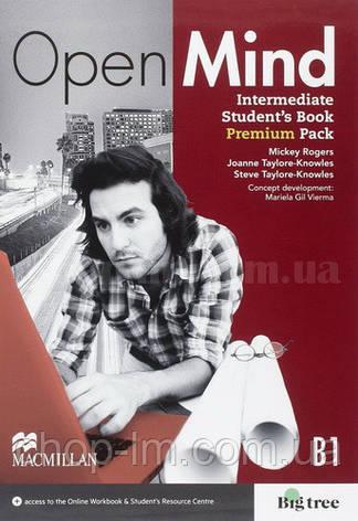 Open Mind Intermediate Student's Book Premium Pack (учебник с онлайн рабочей тетрадью, уровень B1), фото 2