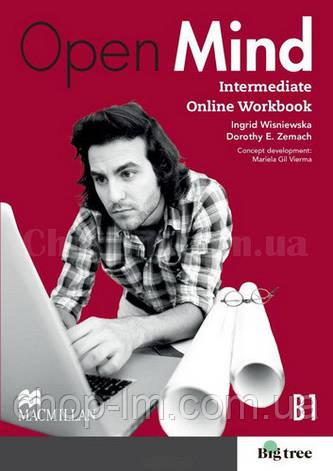 Open Mind Intermediate Workbook with CD and Key (рабочая тетрадь с диском и ключами/ответами, уровень B1), фото 2