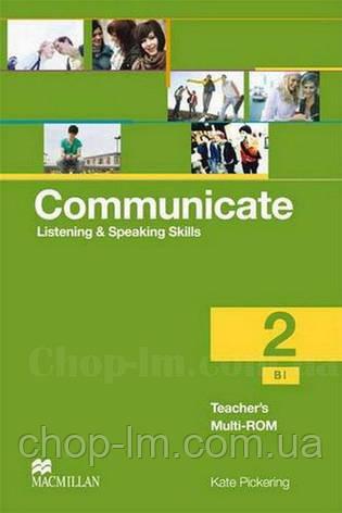 Communicate Level 2 Teacher's Multi-ROM (книга для учителя с мультиромом, уровень второй), фото 2