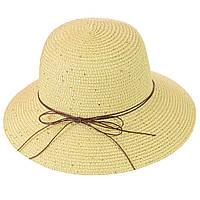 Шляпа 12017-39 бежевый