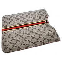 Чехол GUCCI для iPad 3/2 Серый