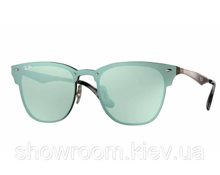 Женские солнцезащитные очки в стиле RAY BAN 3576  042/30 Lux