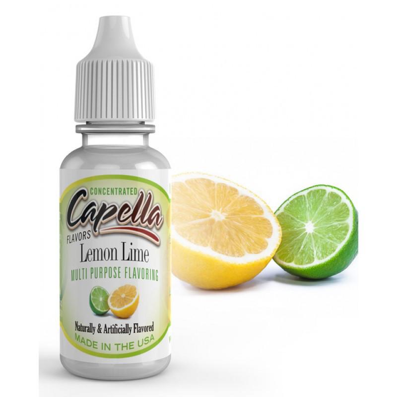 Capella Lemon Lime (Лимон-Лайм)  10ml