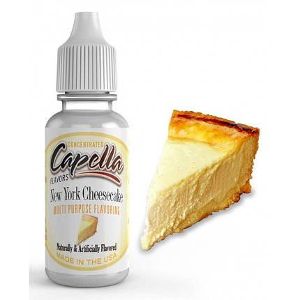 Capella New York Cheesecake v2 (Чизкейк)  10ml, фото 2