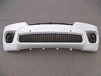 Бампер передний м-пакет BMW X5 Е70 рестайлинг LCI, фото 1