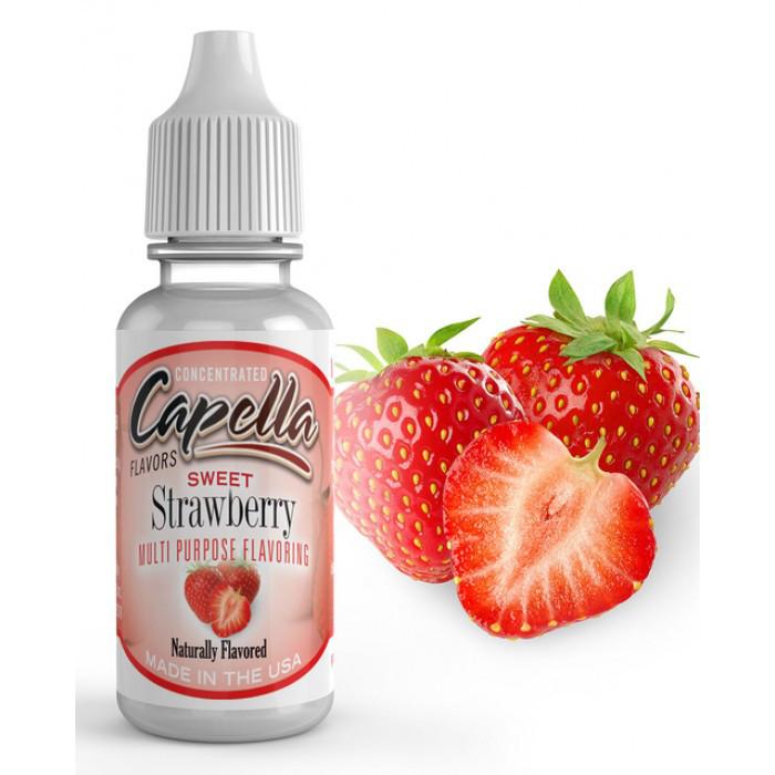 Capella Sweet Strawberry (Сладкая Клубника)  10ml