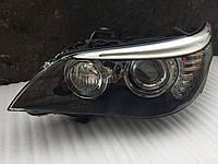 Фара левая адаптивная BMW 5 E60 E61 рестайлинг, фото 1