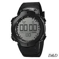 Часы мужские спортивные OTOKY черные, фото 1