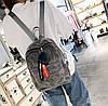 Милые бархатные рюкзаки в узор, фото 4