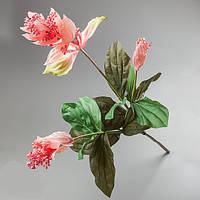 Искусственная ветка розовой мединиллы.