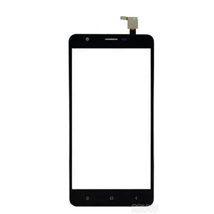 Cенсорный экран Oukitel U15 Pro BLACK (тачскрин, сенсор), фото 2