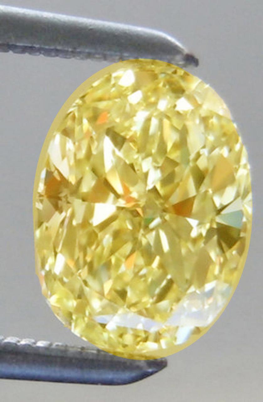 Бриллиант - Муассанит 9.01 ct VVS1