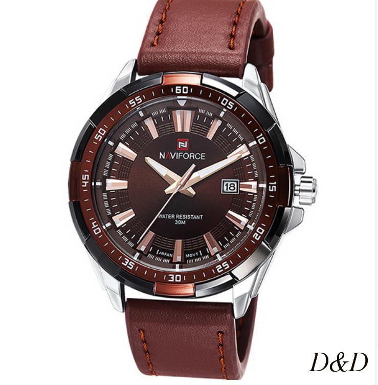 Часы мужские брендовые NAVIFORCE ADVANTER