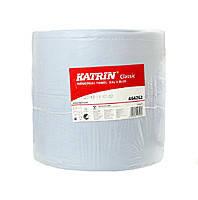 Протирочная бумага Katrin Classic XXL 3 Blue 1000 отрывов, фото 1