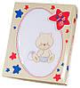 Полотенце Baby Nito BN-100 100x100 Белый (мишка)