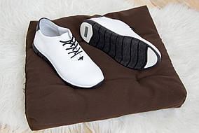 Белые кожаные кроссовки женские размеры все и цвета и 36-41