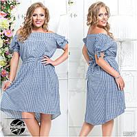 Платье в полоску 13967, фото 1