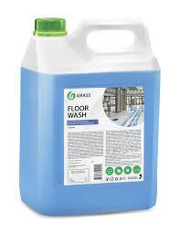Клининговое средство для мытья пола Floor Wash 5.1 kg Grass