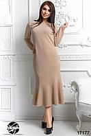 Платье с воланом, фото 1