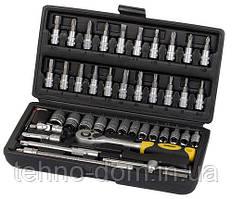 Набор ручных инструментов Сталь 46 шт