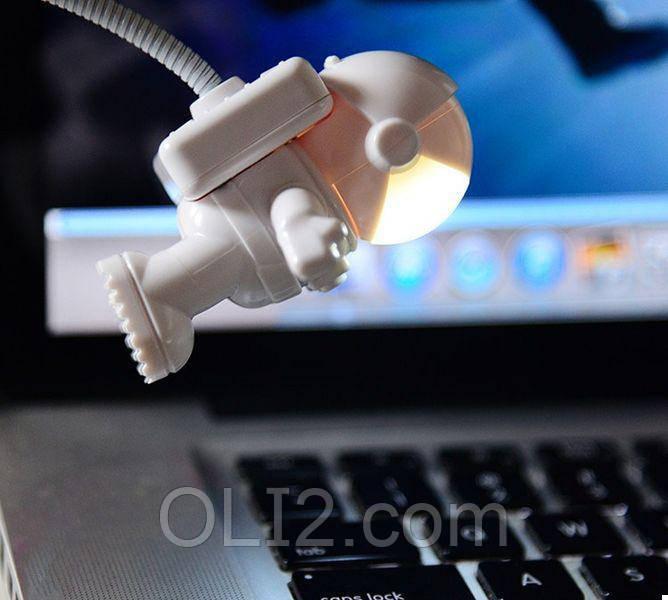 USB Светильник Космонавт