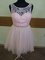 Красивое короткое платье LAONA