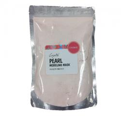 Альгинатная маска для лица с пудрой натурального жемчуга Lindsay Premium Pearl Modeling Mask Pack (Zipper) - 2