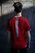 Мужская футболка Adidas Clima Cool, фото 3