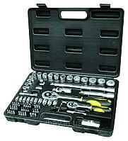 Набор ручных инструментов Сталь 72 шт (70024)