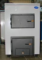 Твердотопливный котел РОСС КОТВ - 10 - С-1 (Эконом класс), фото 1