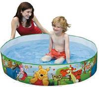 """Детский каркасный бассейн Intex 58475  Walt Disney """"Винни Пух"""" (122 х 25см)"""