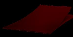 Гладкий лист полимер (0,45мм толщина)