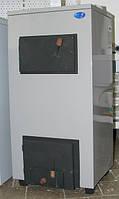 Твердотопливный стальной котел РОСС КОТВ - 18 - С-1 (Эконом класс)