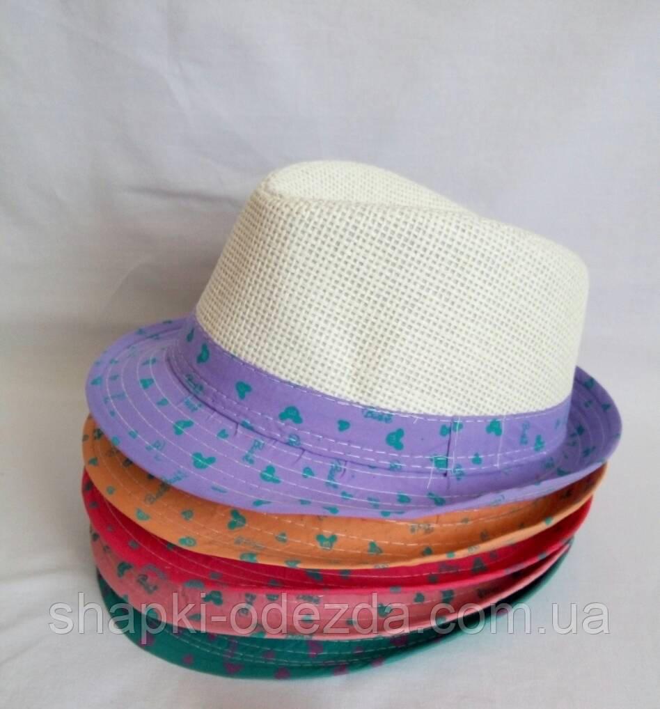 Шляпа молодежная челинтано  р 54