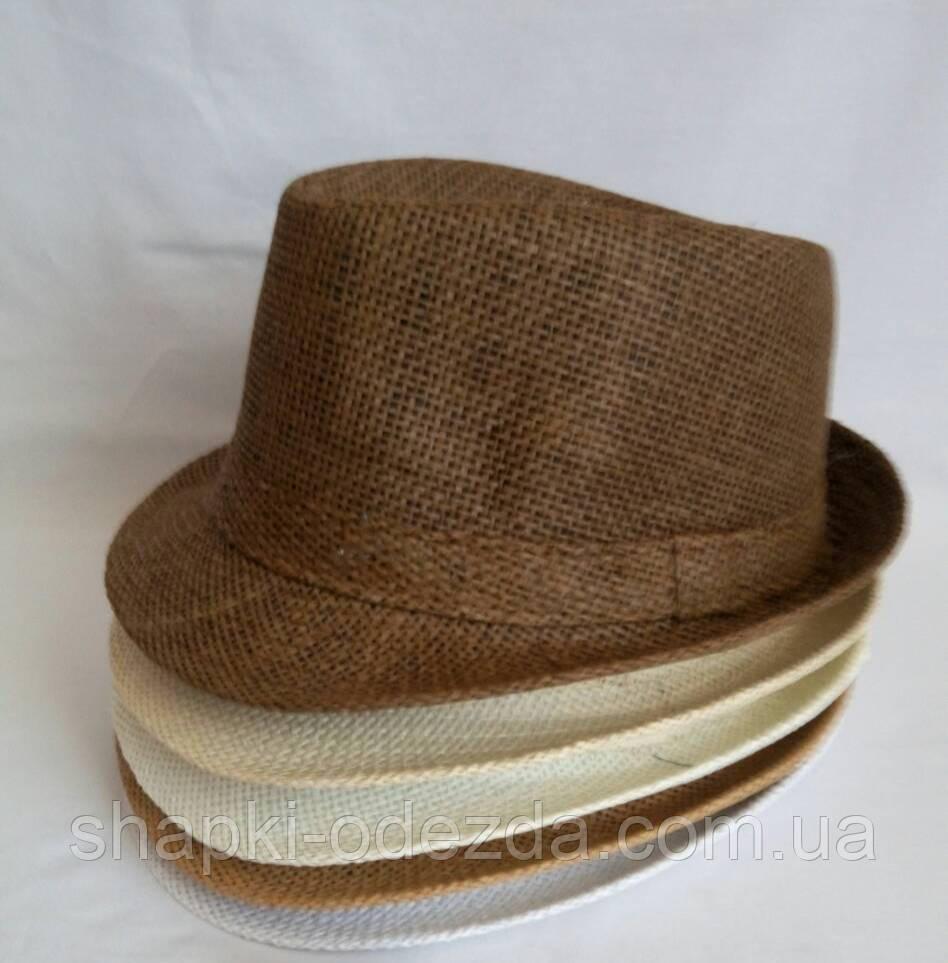 Шляпа молодежная челинтано  р 58