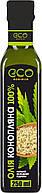 Конопляное масло холодного отжима ECO OLIO