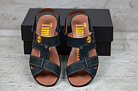 Мужские кожаные сандали Timberland     1068, фото 1