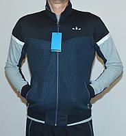 Мужской спортивный костюм ADIDAS 1719 (slim)