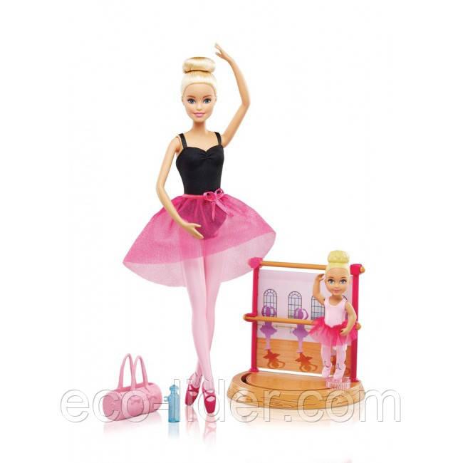 """Игровой набор Барби """"Тренировка с Челси"""" серии """"Я могу быть"""" Barbie"""