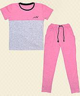 TM Dresko Комплект детский Фри розовый стрейч-кулир (11410)